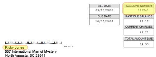 Pay Utility Bill | North Augusta, SC